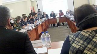 همایش سازمان امنیت و همکاری اروپا و تاجیکستان