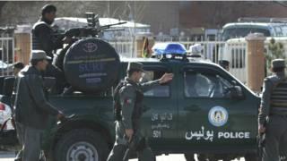 अफगानिस्तान में बम विस्फोट