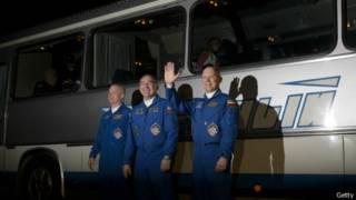 Останній екіпаж, що полетів на МКС