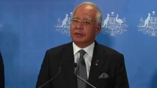 رئيس الوزراء الماليزي