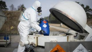 يمكن نقل مخزون سوريا الكيماوي بالكامل قبل انقضاء المهلة