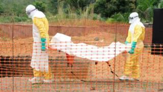 Morte por ebola na Guiné (AFP)