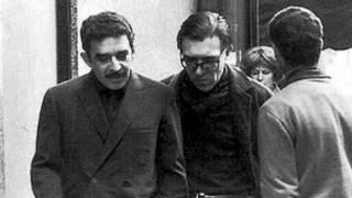 Gabriel García Márquez y Paco Porrúa