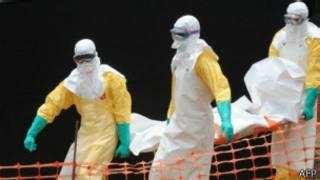 Ebola imaze guhitana abantu barenga 5000