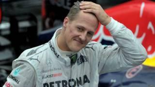 Michael Schumacher, heptacampeão da Fórmula 1 | Crédito: Getty
