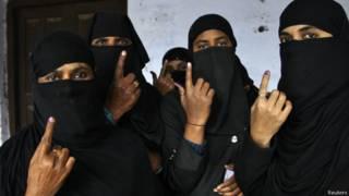 मुस्लिम महिला वोटर