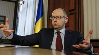 Арсеній Яценюк вимагає скликання позачергової сесії Радбезу ООН