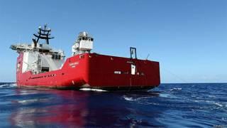 Navio Ocean Shield (Reuters)
