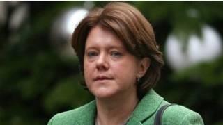 英國文化大臣瑪麗亞·米勒