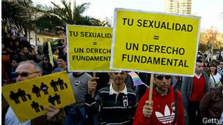 Marcha gay Chile