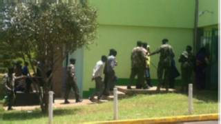 Ihihumbi vy'abantu baramaze gufatwa muri Kenya