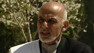 اشرف غني احمدزی