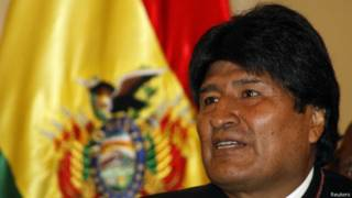 Evo Morales (Reuters)