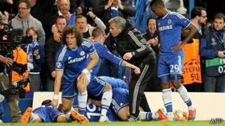Byabaye mbere y'umukino Chelsea yakinnye na Paris St-Germain