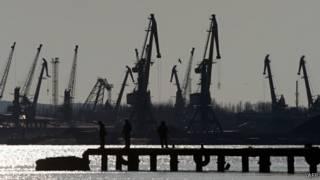 Керченский порт