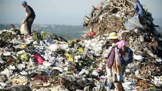 Lixo (Arquivo/Reuters)