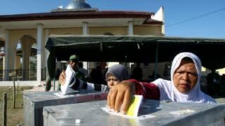 Pemilu di Aceh