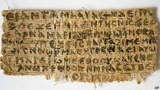 Papiro sobre Jesús