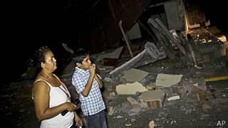 terremoto en nicaragua