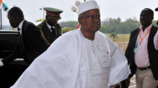 Shugaban rikon kwarya na Guinea Bissau Manuel Serifo Nhamadjo