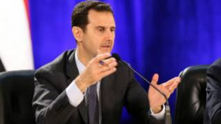 Shugaba Basharul Assad na Syria