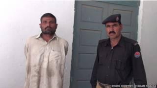 मोहम्मद आरिफ अली, पाकिस्तान, नरभक्षण