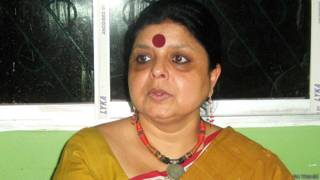 दीपा दासमुंशी
