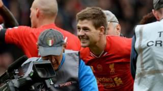 利物浦队长杰拉德