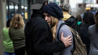 Primer aniversario de los atentados de Boston