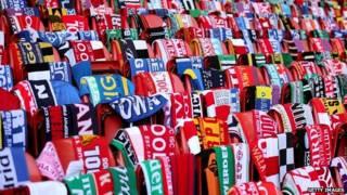 俱樂部圍巾