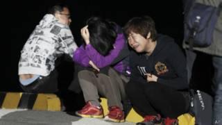 韓國世越號船難發生至今已屆202日