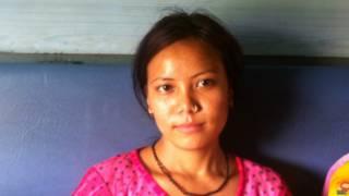 विवेक एक्सप्रेस में महिला यात्री