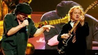 Группа AC/DC