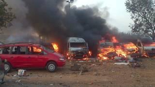 Ataque à bomba na Nigéria