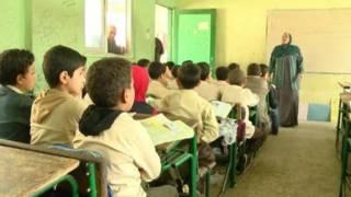 مدرسة في مصر (أرشيف)
