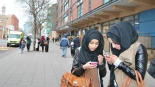 Мусульмане Лондона