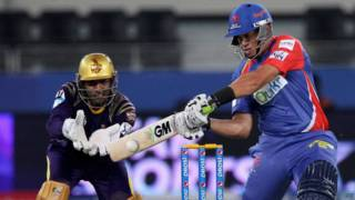 आईपीएल: दिल्ली डेयरडेविल्स और कोलकाता नाइटराइडर्स का मैच