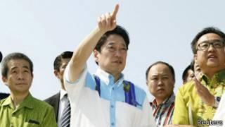 Ministro de Defensa japonés, Itsunori Onodera