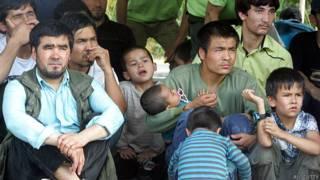 Người Uighur chạy sang Thái Lan