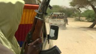 Niger border security