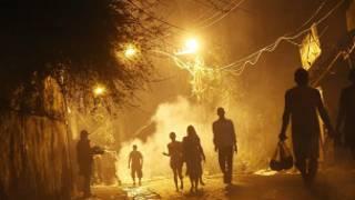 கால்பந்து உலகக் கோப்பை நடக்கவிருக்கும் பிரேஸிலில் வன்முறை