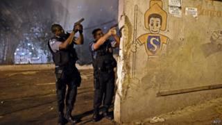 Беспорядки в Рио