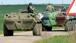 यूक्रेनी सेना