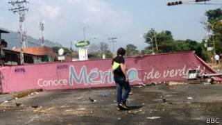 Estudiante en Mérida, Venezuela