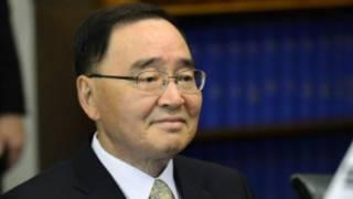 Prime Mintan Korea ta Kudu Chung Hung-Won