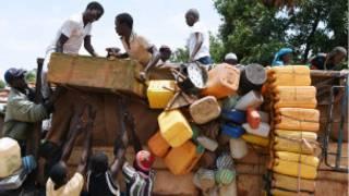 Evacuación de musulmanes en Rep. Centroafricana
