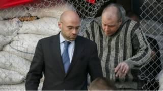Observador en Ucrania