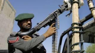 نیروی امنیتی پاکستانی