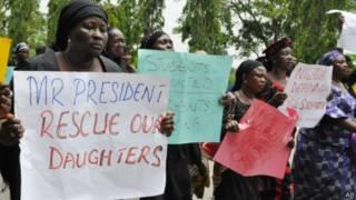 Протест у Нігерії