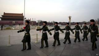 Lapangan Tiananmen